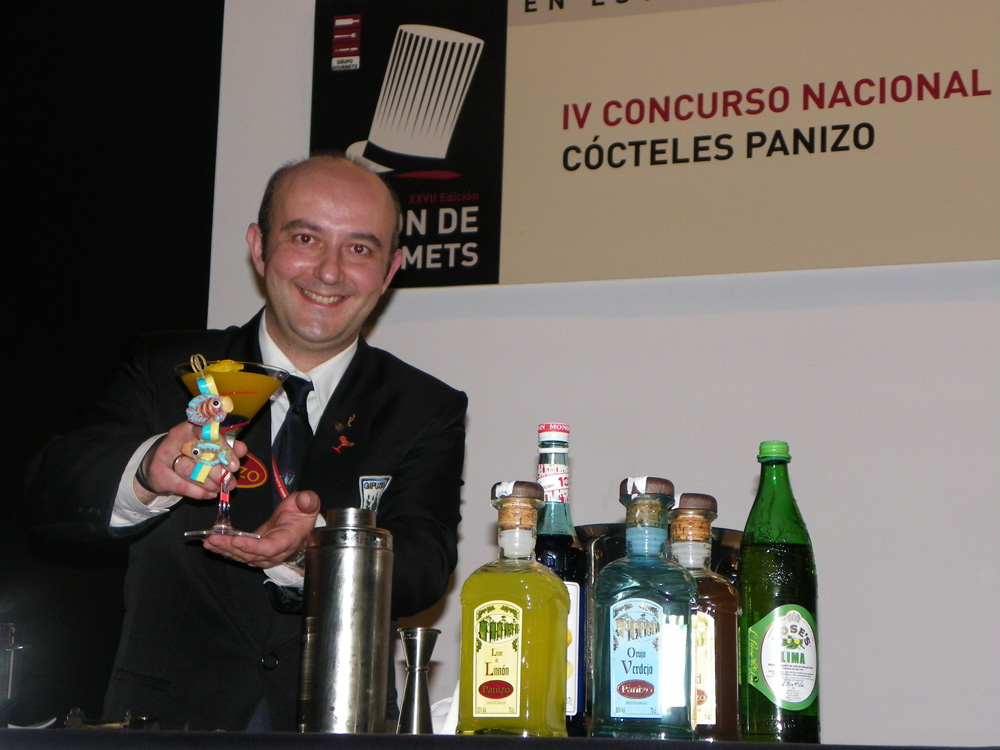 concurso cocteles orujo ander danel sanchez